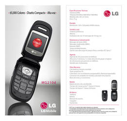 LG MG210D by hotpixel69