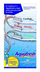 Aquafresh flyer by hotpixel69