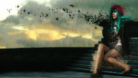 Break Away by Miss-Shadow-Penguin