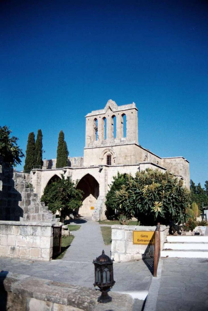 Bella Paix Monastery 01 by northcyprus