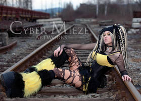 Cyber Mieze XIV by CyberMieze