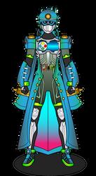 WIP NP Figuarts- Kamen Rider Kenka by netro32