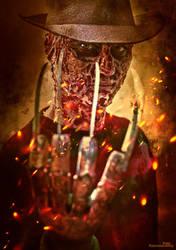 Freddy Krueger by GraphPetr