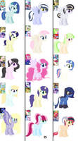 Crack Shipping MLP Adopts: CLOSED by Adoptables-Hoe