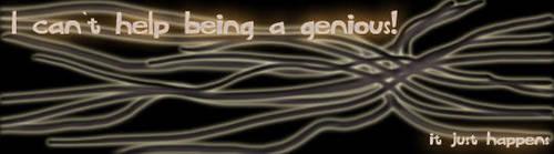 Genious? by dragengothika