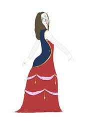 Senate Gown by dragengothika