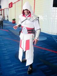 Ezio Auditore by zentrandi