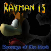 Rayman 1.5 box and album art by RayFan9876