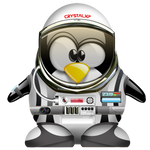 spaceTux by ghassan747