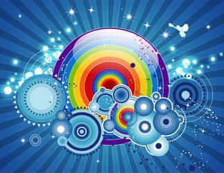 rainbow by ghassan747