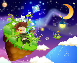 Dreamer.... by ghassan747