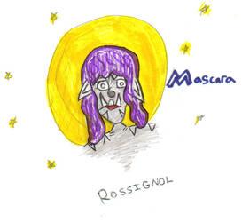 Mascara Sketch by rossignol72
