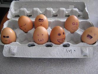 Eggy fun by danineteen