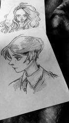 Drawing sketchy by xLeFeu