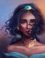 Jasmine by SandraWinther