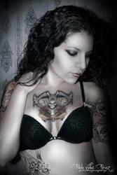Sara (lenceria) by darkart84