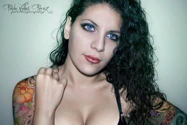 Sara Mafe 2 by darkart84