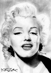 Like Marilyn by krizok
