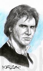 Han Solo by krizok