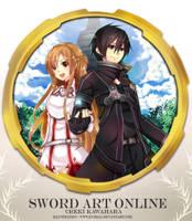 Sword Art Online by enjelia