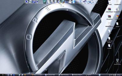 my opel desktop by slatan