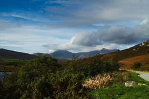Snowdonia from the East by SomersetCider