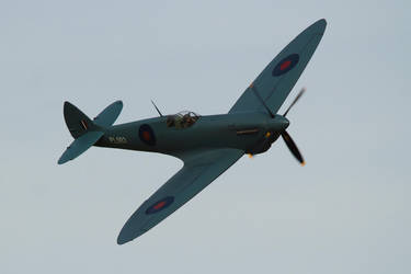 Supermarine Spitfire PRXI by SomersetCider