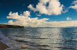 Abersoch Beach by SomersetCider