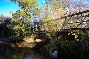 Foot Bridge by SomersetCider