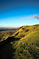 On the Edge of Bredon  Hill by SomersetCider