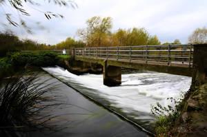 Nafford Weir 2 by SomersetCider