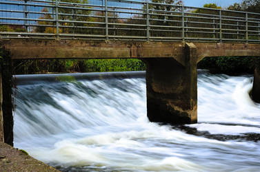 Nafford Weir3 by SomersetCider