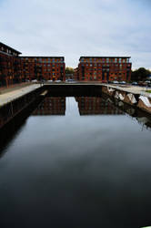 Diglis Dock, Worcester by SomersetCider
