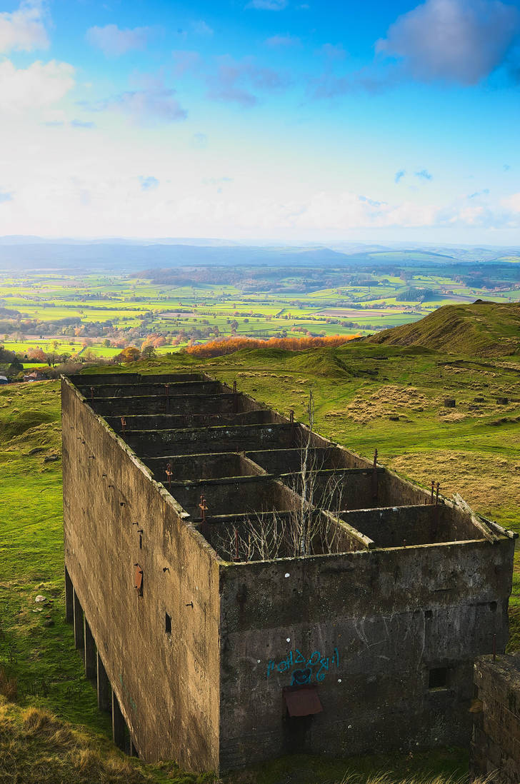 Clee Hill Quarry 2 by SomersetCider
