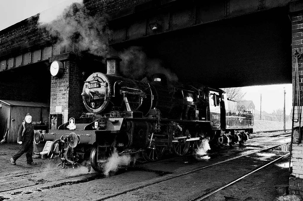 Great Central Railway Winter Steam Gala 6 by SomersetCider