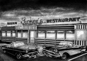 Yankee's Diner by Yankeestyle94