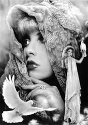 Stevie Nicks by Yankeestyle94