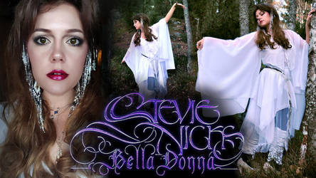 Stevie Nicks BELLA DONNA Outfit DIY by Yankeestyle94