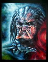 Predator by AlienTan