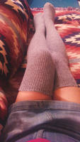 Sock day... by TicklishAndInLove