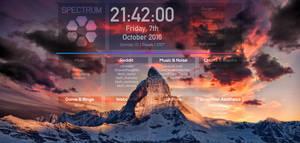 WIP - SPECTRUM Startpage by BirdAlliance