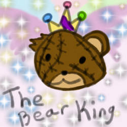 The Bear King by TakaraLioness