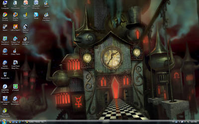 25 September 2010 Desktop by TakaraLioness
