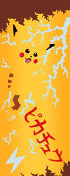 Pikachu bookmark by Ctougas01