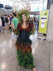Mother nature costume! by Ctougas01