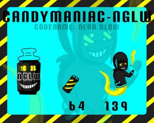 CandyManiac - NGLW by SpoiledTech
