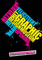 Graphic design Museum by Tjeerd