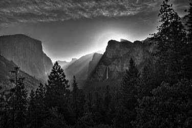 Tunnel View by Adrant