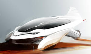 Electric Tri-Car by slime-unit