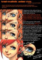 Tutorial: semi-realistic anime eyes the Citrus way by CitrusGun
